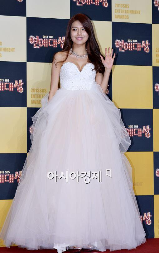 sooyoung gown 37