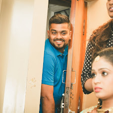 Wedding photographer Sujith Kumar (incognitoframes). Photo of 18.07.2017