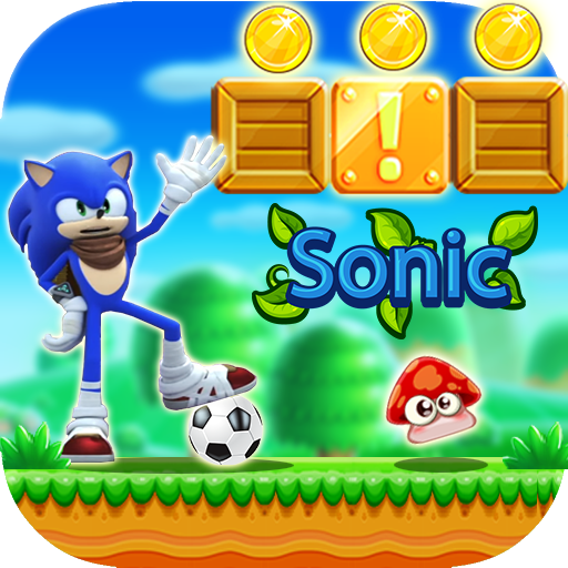 Super Sonic Adventure Games Free Run Kids game (apk) free download