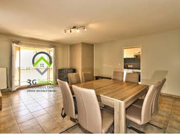 Appartement 3 pièces 67,45 m2