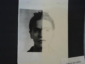 Photo: Firda Half Face By Grade 5