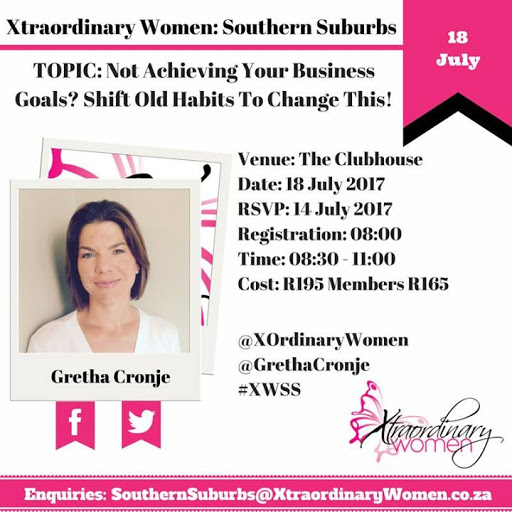 Xtraordinary Women Networking Event: Southern Suburbs : The Clubhouse