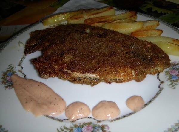 Crumb Fried Fish Recipe