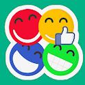 WAStickerApps - Stickers para WhatsApp icon