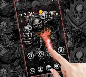 Hell Devil Death Skull Theme 2