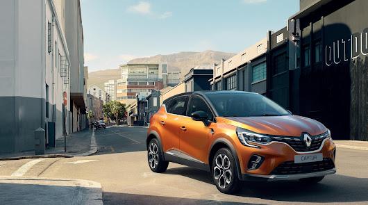 Renault presenta el nuevo Captur en el Salón de Frankfur