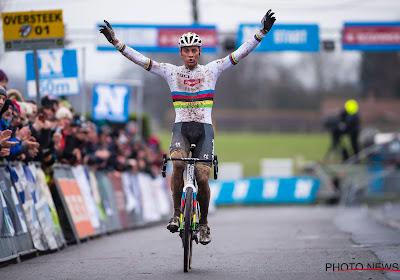 """Van der Poel keert terug in het veld: """"Ik ben beter voorbereid dan mijn comeback vorig jaar"""" (waar hij meteen won)"""