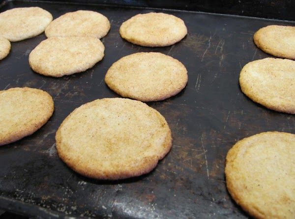 Bake at 375° for 10-11 minutes, or until edges are golden brown.