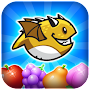 Flappy Dragon-Fruit Jungle APK icon