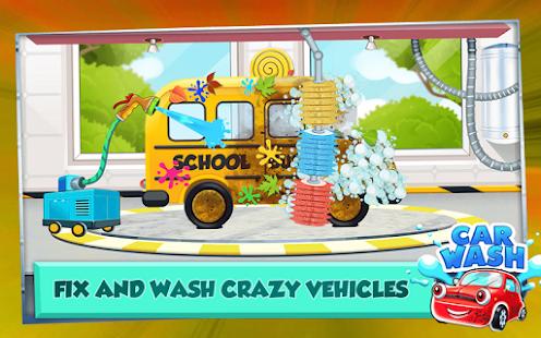 Kids Car Wash Salon 4