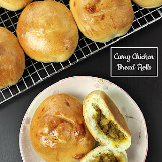 Curry Rolls Recipes.