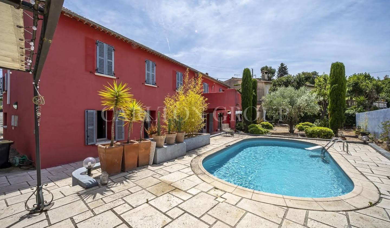 Maison avec terrasse Vallauris
