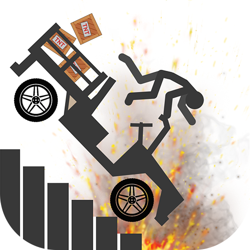 Stickman Turbo Destruction game (apk) free download for Android/PC/Windows