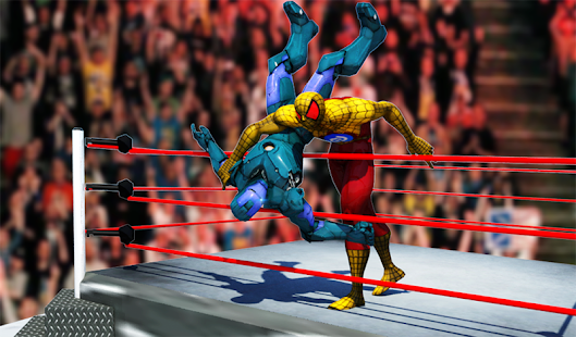 [Download Grand Superheroes Ring Battle for PC] Screenshot 17