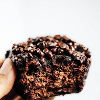 Healthy Chocolate Sweet Potato Avocado Muffins Recipe