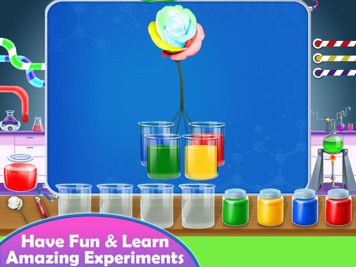 Science Experiments Kids Fun- screenshot