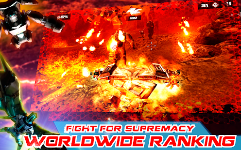 MechWarrior- screenshot thumbnail
