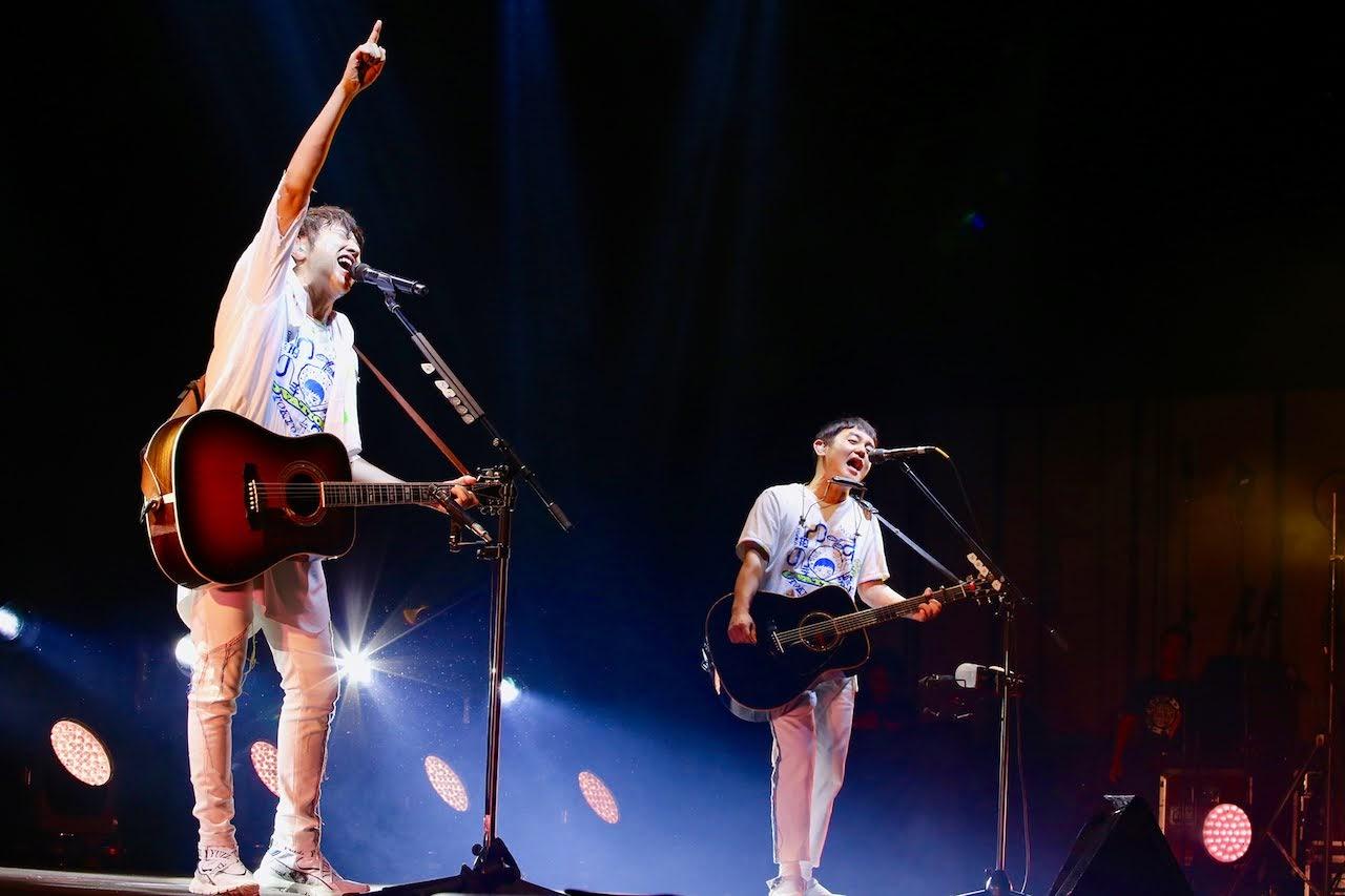 【迷迷現場】 柚子 ゆず 三度來台 獻唱中文版〈光榮之橋〉逼哭樂迷