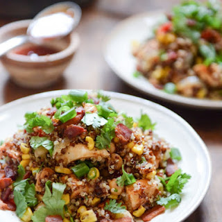 Summer BBQ Quinoa Salad