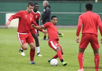 Antwerp stuurt speler na enkele maanden al terug