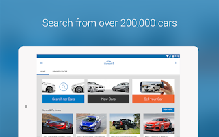 Screenshot of Carsales