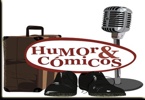 humor & cómicos (zapatos, maleta, micrófono)