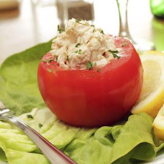 Low-Carb Tuna Walnut Salad.