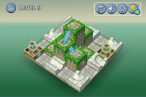 Flow Water Fountain 3D Puzzle Screenshots 4