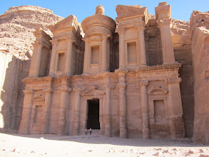 Photo: The Monastery (so called because at one point it was occupied by Byzantine monks)
