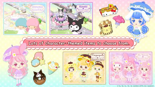 لقطات شاشة Hello Kitty World 2 Sanrio Kawaii Theme Park Game 4
