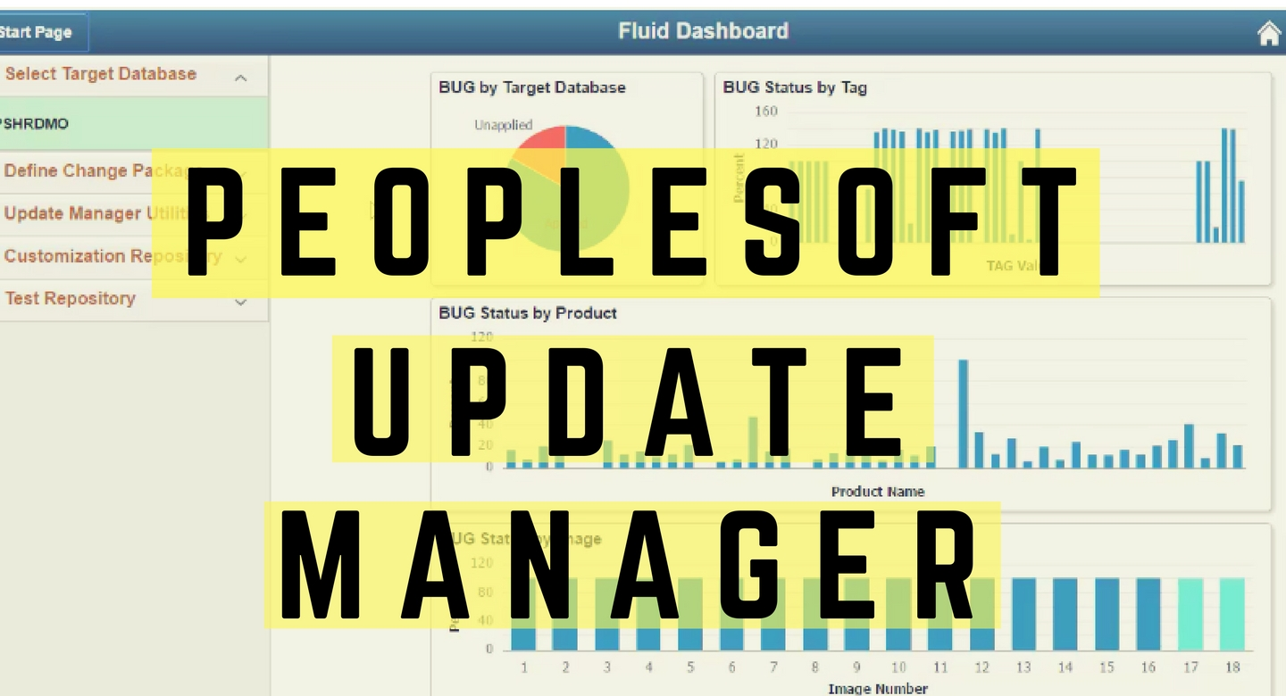 PeopleSoft Update Manager Image
