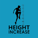 Height Increase Exercise - Free workout app icon