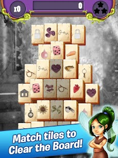 Mahjong Quest The Storyteller - náhled