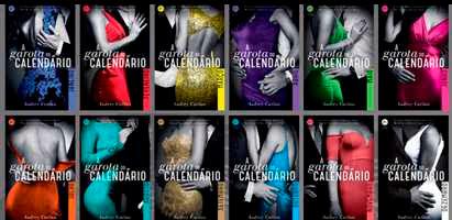 a garota do calendário: abril audrey carlan leitora compulsiva romance erótico
