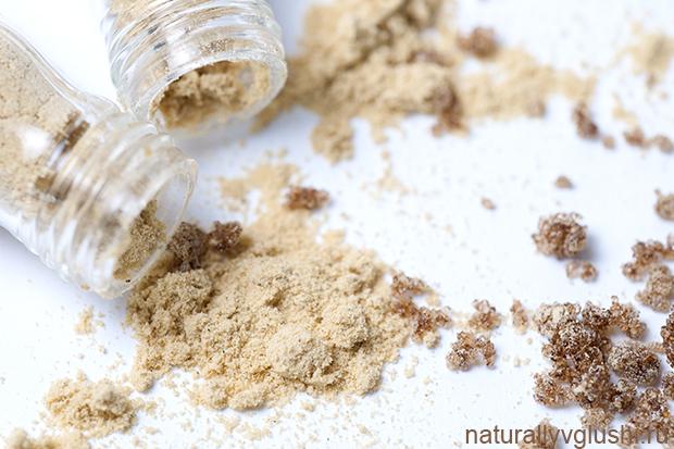 рецепт горчичной маски, стимулирующий рост волос | Блог Naturally в глуши
