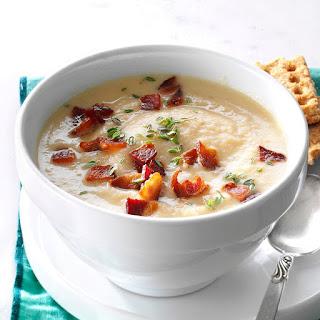 Creamy Root Veggie Soup Recipe