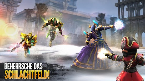 Order & Chaos 2: 3D MMO RPG Screenshot
