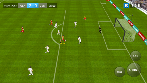 Play Soccer Game 2018 : Star Challenges  screenshots 3