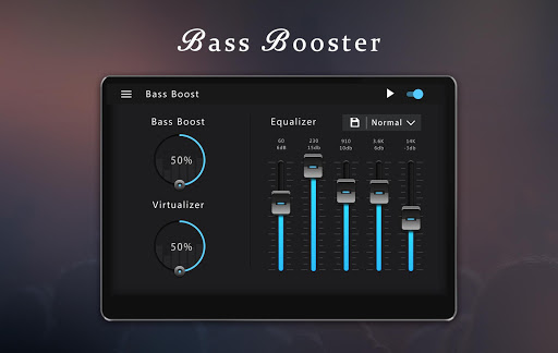 Bass Booster & Equalizer 1.2.0 screenshots 8