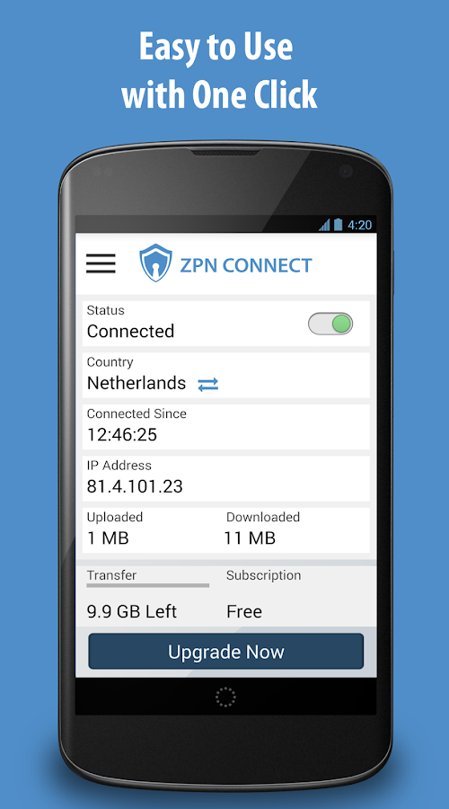 Free VPN Proxy - ZPN- screenshot