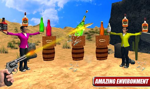 New Bottle Shooting :3D Simulator Game 2019 screenshots 6