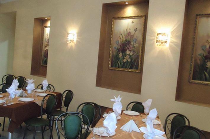 Фото №4 зала От обеда до банкета