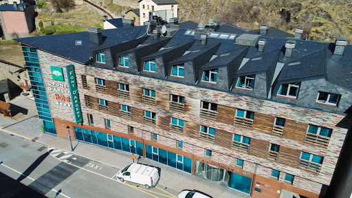 Hotel Font d'Argent Canillo