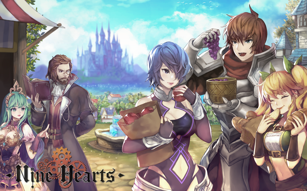 Nine Hearts- screenshot