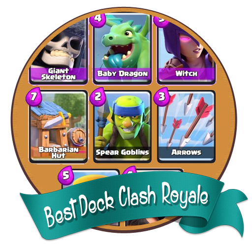 Download battle deck for clash royale google play for Clash royale deck molosse