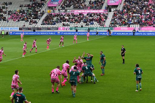 Stade Français contre Pau 3