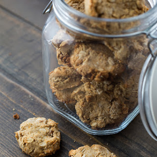 Snackerday- Oatmeal Cookies.