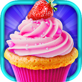 Tasty Strawberry Cupcake Maker