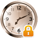 AppLock Theme Analog Clock icon