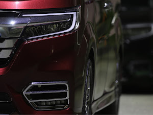 ステップワゴンスパーダ  SPADA HYBRID G-EXのカスタム事例画像 深紅號さんの2018年11月11日20:15の投稿